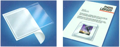 gbc Tasca autoadesiva in vinile trasparente (colla acrilica permanente) per floppy disk da 3 1-2.  Base mm 105, altezza mm 100  I Data Disk Pocket pemettono di inserire i dischetti nei classificatori, su istruzioni d'uso e per offerte commerciali. 10211, 10214, 8180.