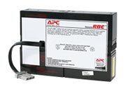 informatica APC RBC59 APC Replacement Battery Cartridge #59 - Batteria UPS - 1 x Piombo - carbone - per Smart-UPS SC 1500VA.