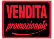 wereinaristea Vendita promozionale  cartello autoadesivo 150x115mm, su carta autoadesiva fluorescente.
