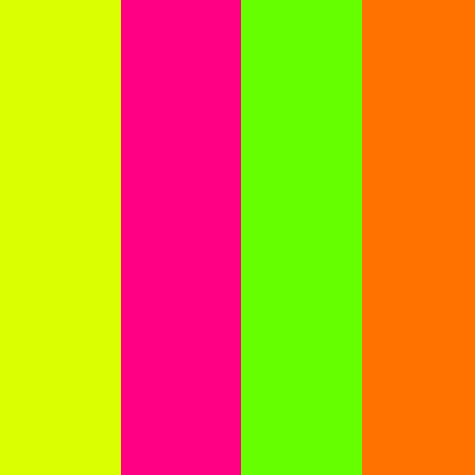 carta Carta Neon Colors, carta fluorescente 125 fogli per colore, formato A5 (14,8x21cm), 80grammi x mq.