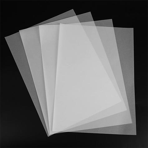 carta Cartoncino GSK, Carta da Lucido Fedrigoni semitrasparente, formato A4 (21x29,7cm), 110grammi x mq.