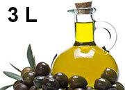 gbc Olio extravergine di oliva della Tuscia spremuto a freddo con procedimenti meccanici. 100% italiano..