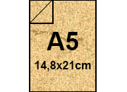 carta Cartoncino Pelle Elefante Zanders bra183A5.