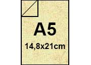 carta Cartoncino Pelle Elefante Zanders bra184A5.