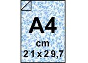 carta Carta Trasparenti A4 in PVC da 300 micron bra495.