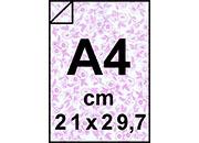 carta Carta Trasparenti A4 in PVC da 300 micron bra496.