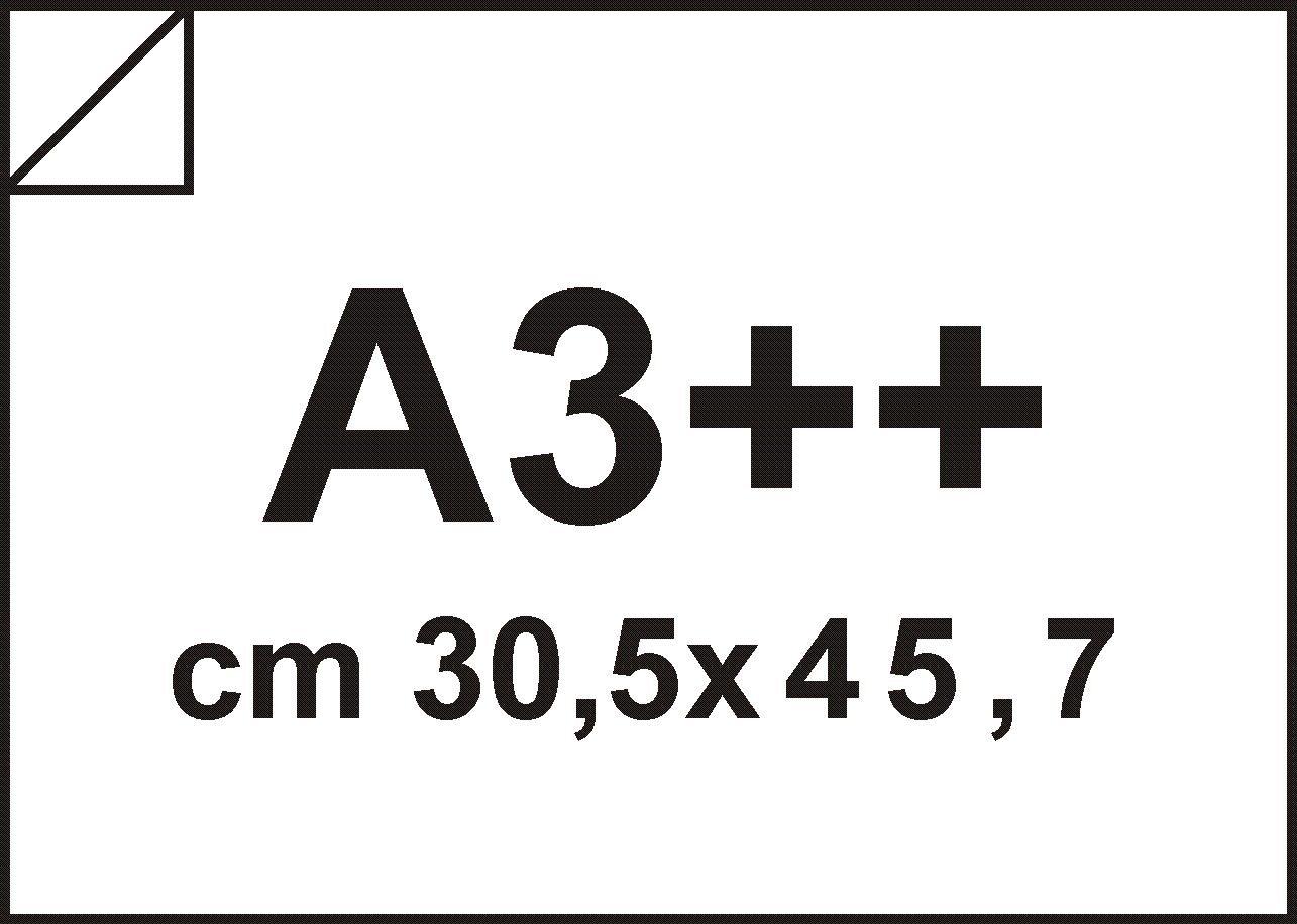 carta Cartoncino Digitale per stampa laser a colori Bianco, formato 30,5x45,7 (30,5x45,7cm), 160grammi x mq.