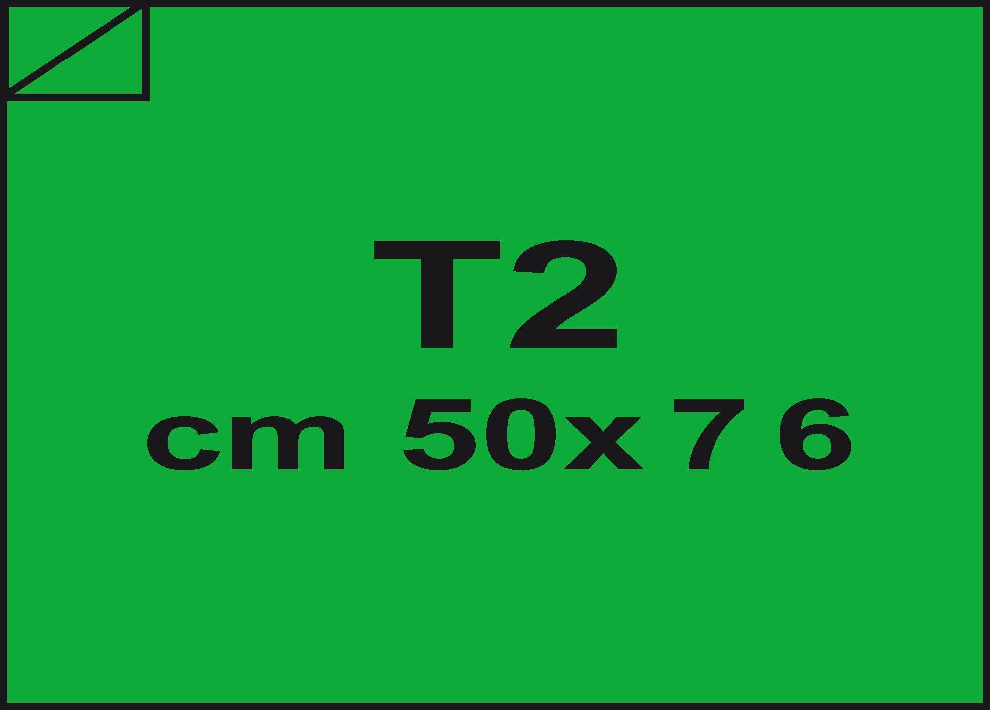 carta Carta velina Verde bandiera 38, formato T2 (50x76cm), 18grammi x mq.