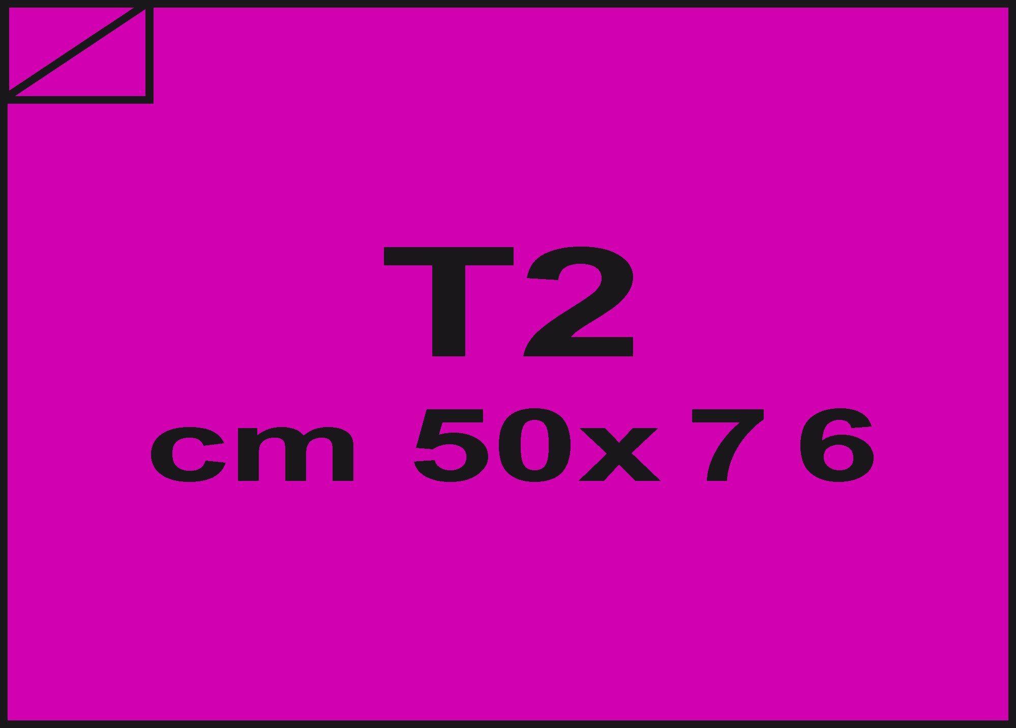 carta Carta velina Viola 66, formato T2 (50x76cm), 18grammi x mq.