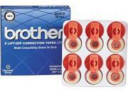 consumabili 3015 BROTHER NASTRO ELETTRONICO LIFT-OFF PACK 5/1030.