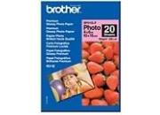 consumabili BP61GLP  BROTHER CARTA INKJET 10X15 20 FOGLI/130C/330C/540CN/750CW/240C/440CN/660CN.
