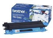consumabili TN-135C  BROTHER TONER LASER CIAN0 4.000 PAGINE HL-/4040CN/4050CDN/4050CDNLT/4050/4070CDW DCP-/9040CN/9045CDN MFC-/9440CN/9840CDW.