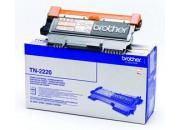 consumabili TN-2220  BROTHER TONER LASER NERO 2.600 PAGINE HL-/2240D/2250DN MFC-/7460/7360/7860DW/7065DN.