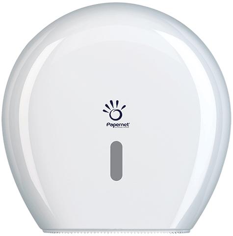 carta Dispenser carta igienica mini jumbo Altezza 24.90cm, lunghezza 25.70cm, profondità 14.80.