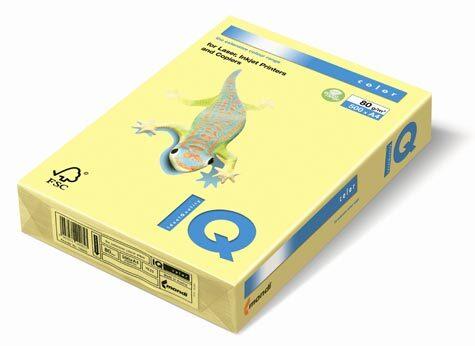 carta CartaColorata MondiNeusiedler. 80grammi, A4, Crema20 Formato A4 (210x297mm), 80gr. IQ Color, per fotocopie sbiancata con il metodo ECF, certificata ISO 9706 e FSC, ottima uniformità dei colori, eccellente macchinabilità.