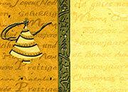 carta Carta personaizzata con cornice -golden fir- DEC1035x100.