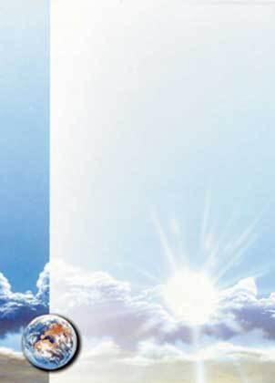 carta Carta personalizzata con soggetto -earth- per stampanti laser & inkjet. Formato a4 (21x29,7 cm), 95gr x mq, personalizzata a tema.