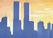 carta Carta personalizzata con soggetto -new york- DEC307Sx100.