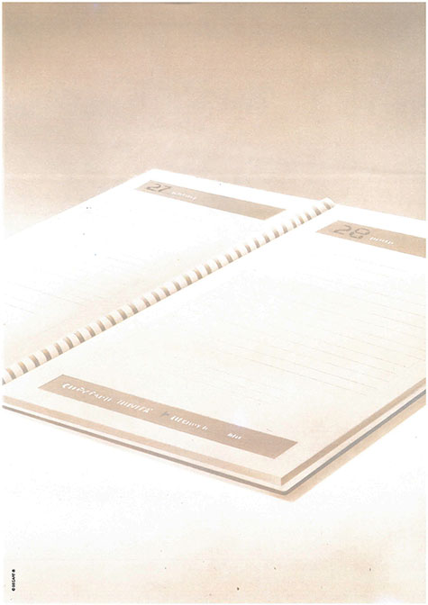 carta Carta personalizzata con soggetto -diary- per stampanti laser & inkjet. Formato a4 (21x29,7 cm), 95gr x mq, personalizzata a tema.