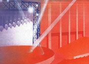 carta Carta personalizzata con soggetto -show- per stampanti laser & inkjet. Formato a4 (21x29,7 cm), 95gr x mq, personalizzata a tema.