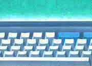 carta Carta personalizzata con soggetto -computer- per stampanti laser & inkjet. Formato a4 (21x29,7 cm), 95gr x mq, personalizzata a tema.