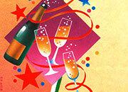 carta Carta personalizzata con soggetto -confetti- per stampanti laser & inkjet. Formato a4 (21x29,7 cm), 95gr x mq, personalizzata a tema.