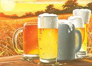 decadry Soggetto. beer. carta 95gr. personalizzata a tema per stampanti laser & inkjet. formato a4 (21x29,7 cm), 95gr x mq, beer.