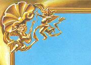 decadry Soggetto. cherubins. carta 95gr. personalizzata a tema per stampanti laser & inkjet. formato a4 (21x29,7 cm), 95gr x mq, euro map.