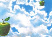 decadry Soggetto. apple. carta 95gr. personalizzata a tema per stampanti laser & inkjet. formato a4 (21x29,7 cm), 95gr x mq, apple.