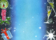 carta Carta personalizzata con soggetto -christmas starsystem- per stampanti laser & inkjet. Formato a4 (21x29,7 cm), 95gr x mq, personalizzata a tema.