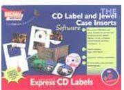 decadry Decadry Express CD Labels 250 modelli di etichette adesive e copertine coordinate per CD destinate all'utenza aziendale e a quella privata.  Gratis: 1 applicatore, 12 etichette per CD, 12 copertine per custodie.