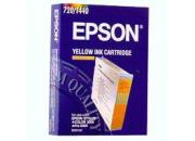 consumabili C13S020122  EPSON CARTUCCIA INK-JET GIALLO STYLUS PRO/5000 STYLUS COLOR/3000.