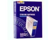consumabili C13S020130  EPSON CARTUCCIA INK-JET CIAN0 STYLUS COLOR/3000.