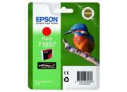 consumabili C13T15974010  EPSON CARTUCCIA INK-JET ROSSO 17ML STYLUS PHOTO R/2000.