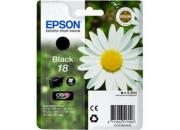 consumabili C13T18014010  EPSON CARTUCCIA INK-JET NERO 18 CLARIA HOME PACK 1 BLISTER SENZA ANTIACCHEGGIO EXPRESSION HOME XP/102/205/305/405.