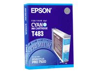 consumabili C13T483011  EPSON CARTUCCIA INK-JET CIAN0 110ML STYLUS PRO/7500.