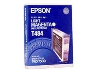 consumabili C13T484011  EPSON CARTUCCIA INK-JET MAGENTA CHIARO 110ML STYLUS PRO/7500.