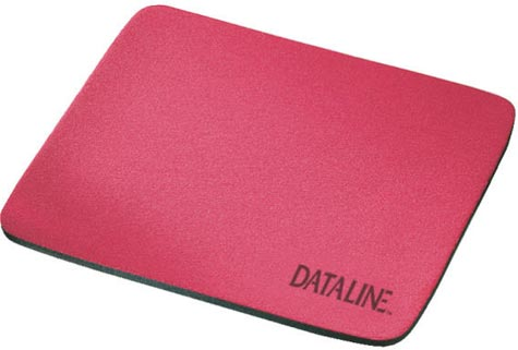 acco Mouse Pad, spessore 2,5mm BORDO'.
