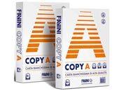 carta COPY A 80 BIANCA formato A4 (21 x 29,7cm), 80gr, 500 fogli FAVA620554-11