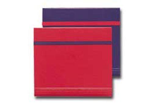 gbc Cartellina in Prespan ALET 4  Colore: blu. Dimensioni formato utile: 24,5x36cm. Capacità: 4cm.