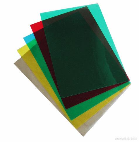 acco Copertine per rilegatura in PVC trasparente AZZURRO, 180micron, formato A4, (100pz), ex codici: CE011820, IB420016.