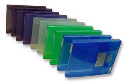 acco ICE Scatola Portadocumenti, 60mm, in polipropilene, 2102030, 2102031 5 Colori assortiti. Resistente scatola multiuso in formato verticale. Adatta per l'archiviazione ordinata e sicura dei fogli. Originale chiusura con sistema a pressione.