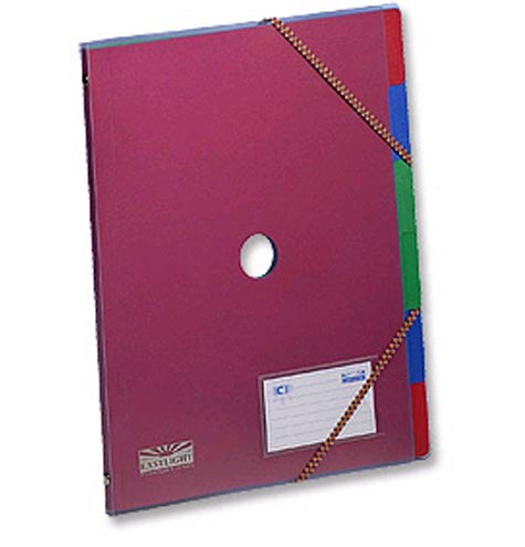 acco Cartella Acco Rexel ICE Monitore Rainbow 12 tasti divisori. 2102049 Organiser a scomparti in robusto polipropilene. dimensioni: 26x35,5cm, 2102048. Tasca portabiglietti da visita sul fronte. Chiusura con 2 elastici angolari. Foro passante diametro 3cm per vedere dove sono contenuti i fogli.  41-09L .