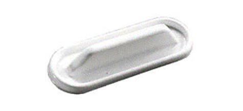 acco Cancellino magnetico standard Cancellino magnetico con corpo in plastica e superficie pulente in feltro. 79-09L.