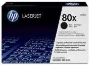 informatica HP CF280X HP 80x - Alta resa - nero - originale - LaserJet - cartuccia toner (CF280X) - per LaserJet Pro 400 M401, MFP M425.