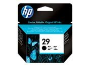 consumabili 51629AE  HEWLETT PACKARD CARTUCCIA INK-JET NERO 29 40ML DESKJET/600/660C/670C/690/692 OFFICEJET/500/590.