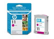 consumabili C4837AE  HEWLETT PACKARD CARTUCCIA INK-JET MAGENTA 11 28ML BUSINESS INKJET/1000/1100/2200/2230/2250/2250TN/2280/2300/2600/DN/2800 DESKJET/10PS/20PS/50PS/100/120/CP1700 DESIGNJET/70/100+/100/120NR/111 OFFICEJET.