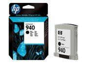 consumabili C4902AE  HEWLETT PACKARD CARTUCCIA INK-JET NERO 940 22ML 1.000 PAGINE OFFICEJET/940/PRO 8000/PRO 8500.