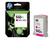 consumabili C4908AE  HEWLETT PACKARD CARTUCCIA INK-JET MAGENTA 940XL 16ML 1.400 PAGINE OFFICEJET/940/PRO 8000/PRO 8500.