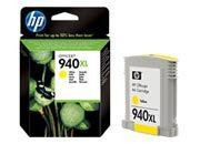 consumabili C4909AE  HEWLETT PACKARD CARTUCCIA INK-JET GIALLO 940XL 16ML 1.400 PAGINE OFFICEJET/940/PRO 8000/PRO 8500.